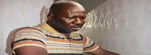 OrijoReporter.com, Baba Suwe sick
