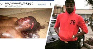 Suspected cult members kill footballer
