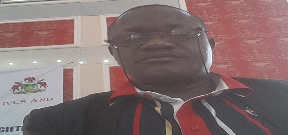 OrijoReporter.com, Comrade Nkambo George