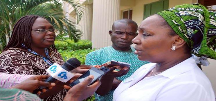 OrijoReporter.com, Alamieyeseigha's widow