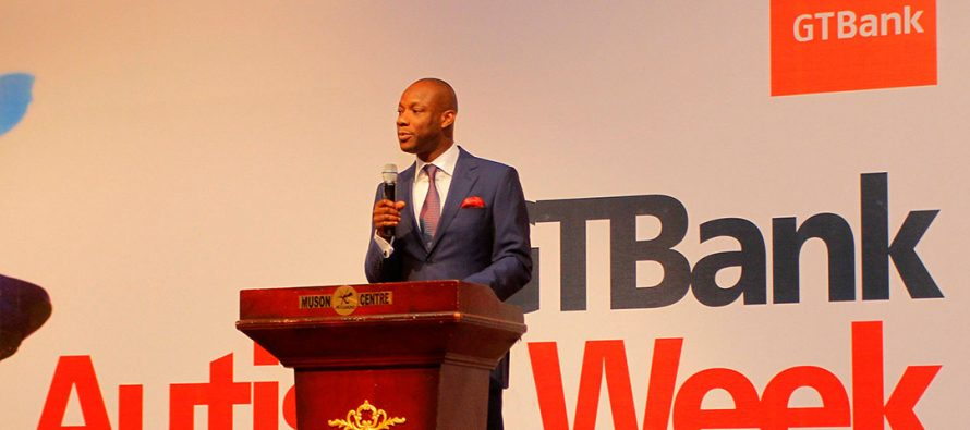 GTBank MD, Segun Agbaje, named CEO of the Year