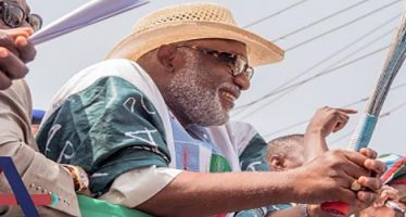 Akeredolu accused of plotting to use N7b slush fund to rig