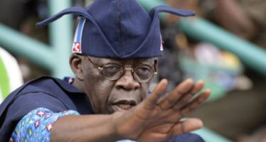 Tinubu hints at dropping APC National Leader title for Buhari