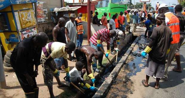 OrijoReporter.com, Lagos monthly environmental sanitation day cancelled