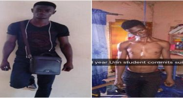 Recession: UNN Final year student commits suicide