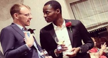 Gay Right activist Bisi Alimi remembers Nigeria as he gets married to lover in UK