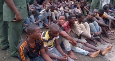Army arrest 37 suspected Boko Haram members in Lagos