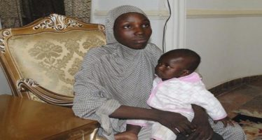 Kidnapped Chibok schoolgirl found with her baby