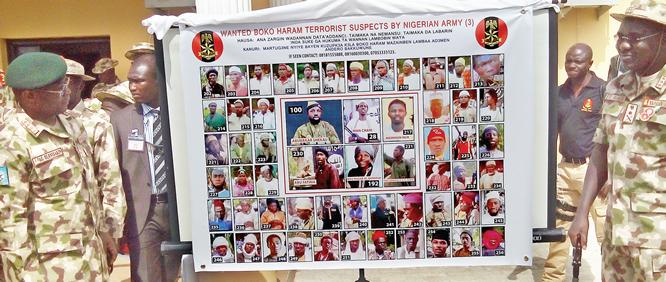 OrijoReporter.com, Boko Haram members on wanted list