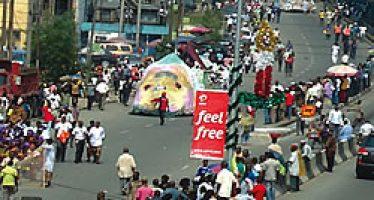 Christmas carnivals in Lagos, Ogun under restriction