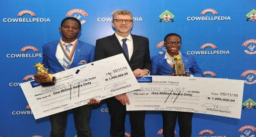 Ogun students win 2016 cowbellpedia mathematics competitions