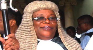 Pandemonium as fire razes Lagos Chief Judge's chambers