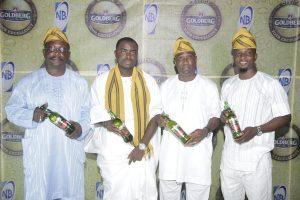 OrijoReporter.com, Unveiling of Goldberg Lager Beer as 'Your Excellency' in Lagos and Ibadan