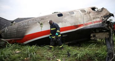 Ben Bruce raises alarm over looming plane crashes
