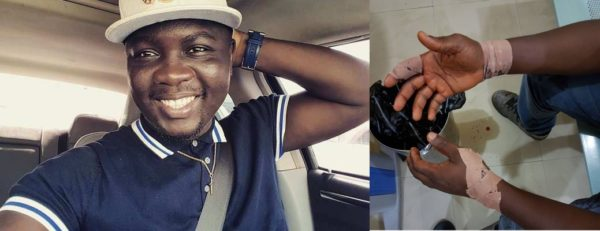 OrijoReporter.com, Seyi Law robbed