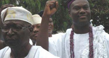 A king's father must be dead, Oba Akinruntan tells Ooni