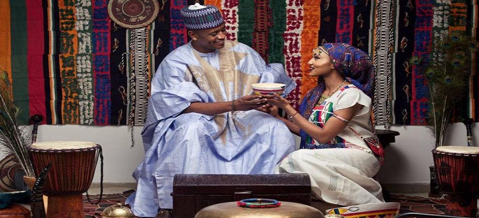 OrijoReporter.com, Buhari's daughter's wedding