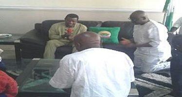 We are praying for you, Pastor Adeboye tells Fayose