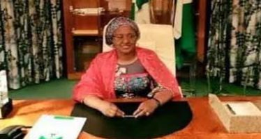 Buhari's wife hints at attempts to corrupt her
