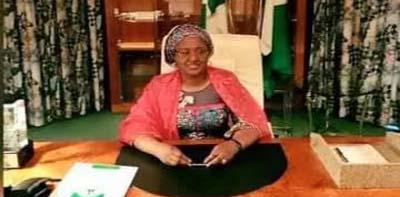 OrijoReporter.com, buhari's wife