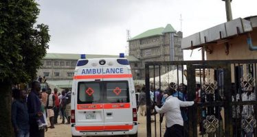 Breaking: Four worshippers killed in stampede at TB Joshua's Synagogue