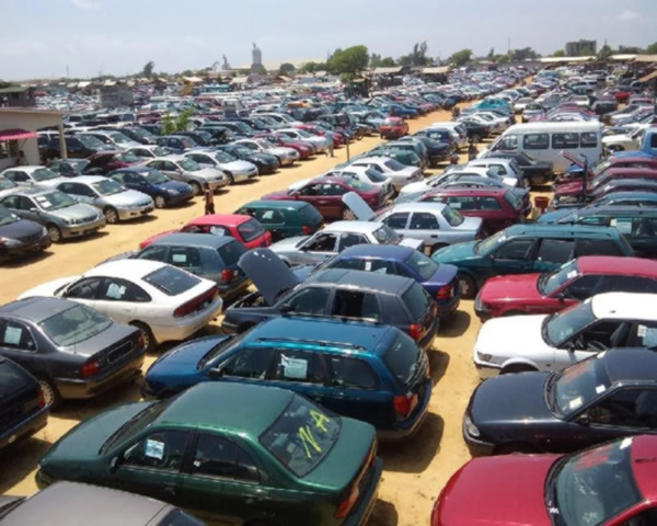 OrijoReporter.com, Customs impound cars marts