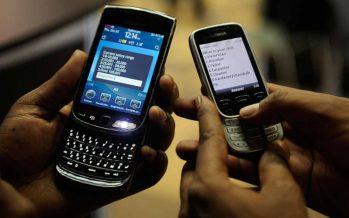 Telecom operators warn of poor data service
