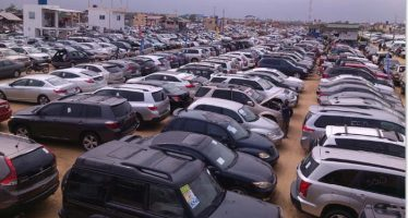 Car dealers protest rally against vehicles importation through land borders foiled
