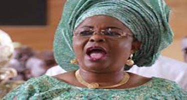 Court grants Dame Jonathan's application to amend N200m suit against EFCC