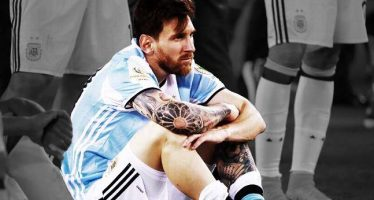 Messi, Argentina national team players escaped death on ill-fated plane two weeks earlier