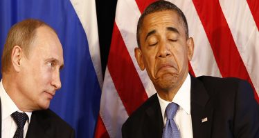 Obama kicks out 35 Russian 'spies', accuses Vladimir Putin of ordering hacking of Hillary Clinton's secrets