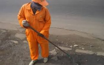 Street sweeper, Traffic controller, get free houses from Amosun