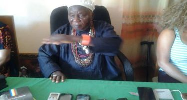 Nnamdi Kanu's father explains why he was in Germany