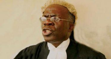 Lawyers know corrupt judges, says Falana