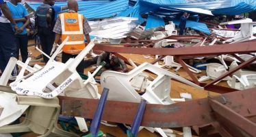 Uyo church collapse: Detained architect's lawyer cries out
