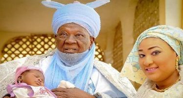 85 year old Emir of Daura fathers baby girl, risks the newborn faces