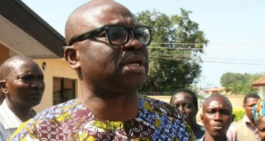 Three Fayose's aides detained for stealing N25m in Government House