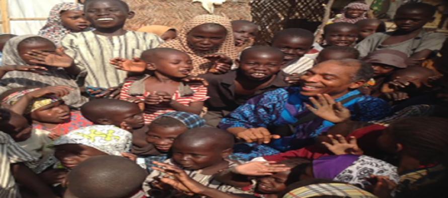 Femi Kuti wants celebrities to visit Borno's war torn towns