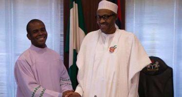 Buhari may not complete his term, Mbaka warns