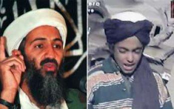 Osama bin Laden's son on terrorist watch list