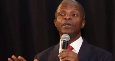 U.S has stopped buying oil from us, Prof. Osinbajo