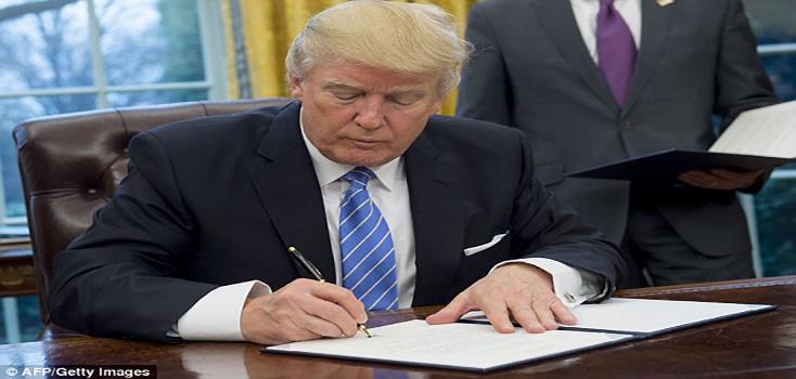 OrijoReporter.com, Trump's immigration ban