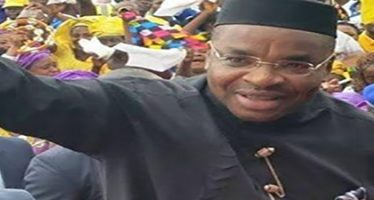 Gov. Emmanuel threatens FG appointees with violence