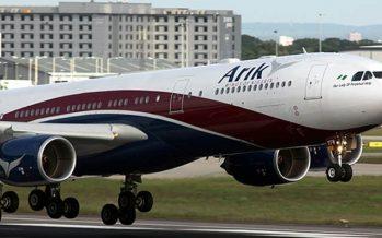 Arik Air had no money to buy fuel, AMCON