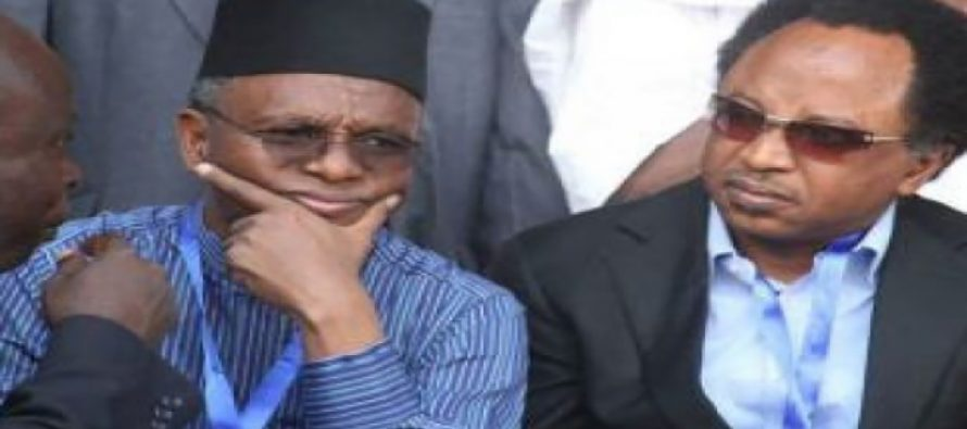 Senator Shehu Sani would one day be beaten up for criticising me, El-Rufai