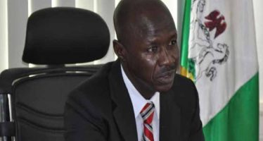 Judge's absence stalls suit challenging Magu's continued stay as EFCC chairman