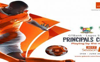 GTBank Principals' Cup commenced