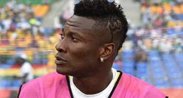 Asamoah Gyan, 45 others found guilty of having 'unethical hair'