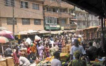 Video: Super Eagles Coach thinks Leon Balogun has connection with Balogun market
