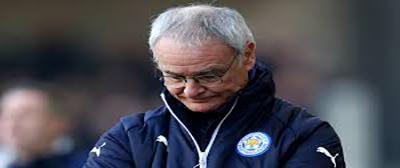 OrijoReporter.com, Claudio Ranieri sacked